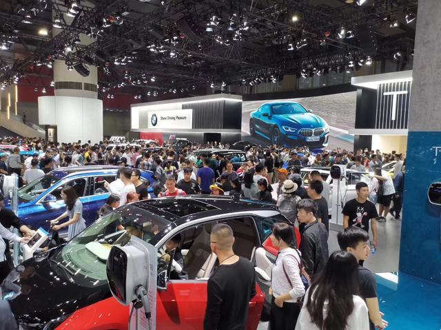 第十七屆廣州國際汽車博覽會美滿落幕