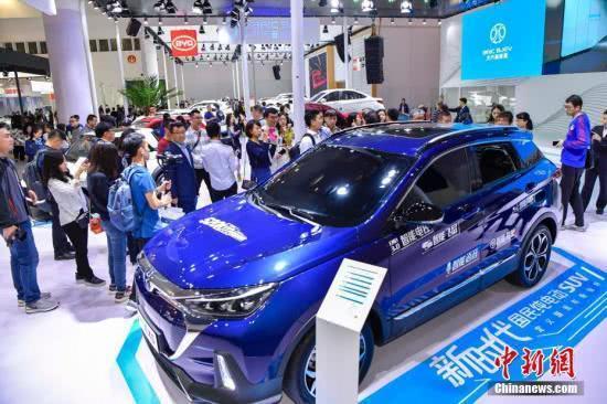 工信部:2019年新能源汽车产销量有望突破150万辆