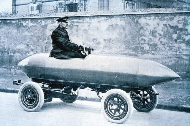 电动汽车鼻祖?清朝时期就已出现