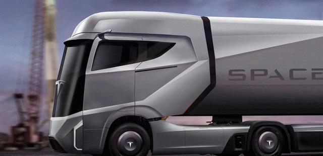 特斯拉电动卡车现身 将于10月26日公布