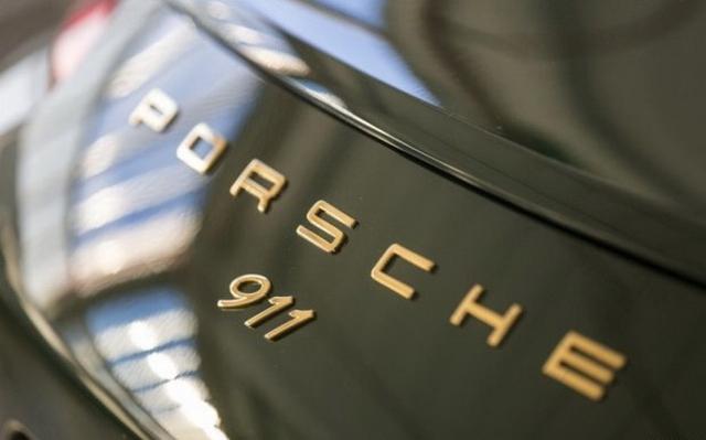 保时捷911推出纪念版车型 10月18日首次亮相