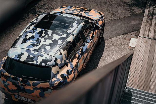 比X1帅多了 宝马X2将亮相法兰克福车展