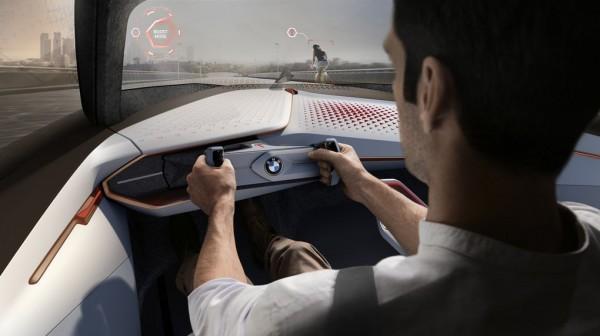 宝马展示新概念汽车 可以像人一样学习