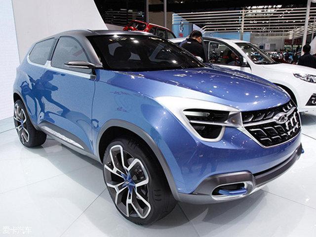 奇瑞T17将于上海车展亮相 随后下半年上市