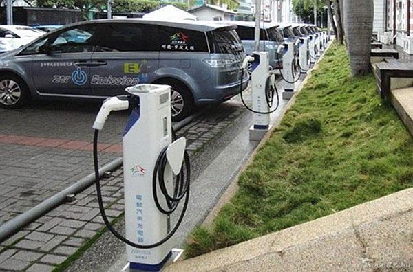 上海十三五规划:2020年将建充电桩超21万个