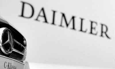 德国交通部勒令戴姆勒召回77.4万辆柴油车 戴姆勒坚决否认作弊行为