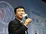上海通用总经理丁磊