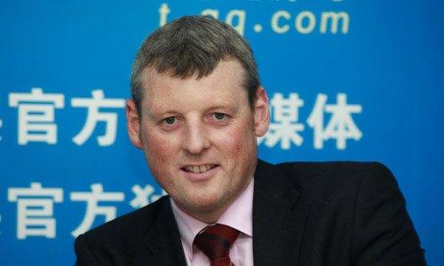 Andy Gawthorpe:中国将成阿斯顿马丁最大市场