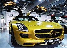 微博鉴车:奔驰SLS AMG