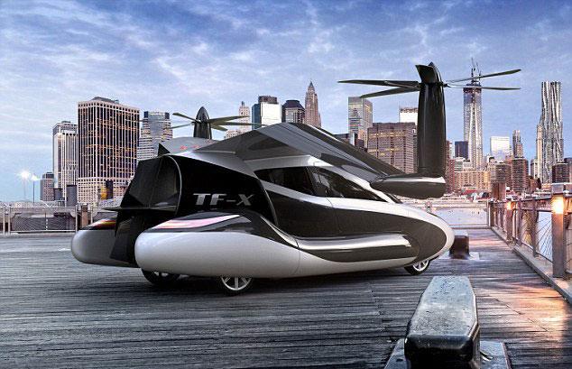 全球首辆飞行汽车拿到上路许可 该公司曾获吉利投资