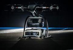 奥迪开始测试纯电动自动驾驶飞行汽车