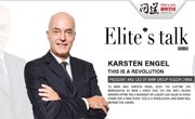 Karsten Engel:This is a revolution