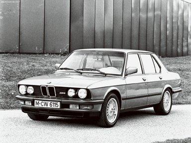 豪华性能王新BMW M5 历代都彰显传奇色彩