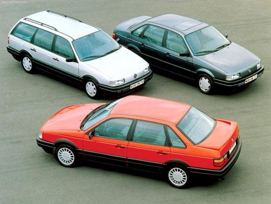 大众帕萨特车型历史全解读 经历7代革新