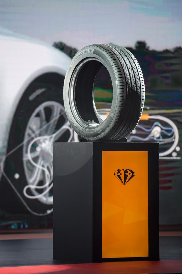 德国马牌轮胎发布第六代产品 注重驾乘体验