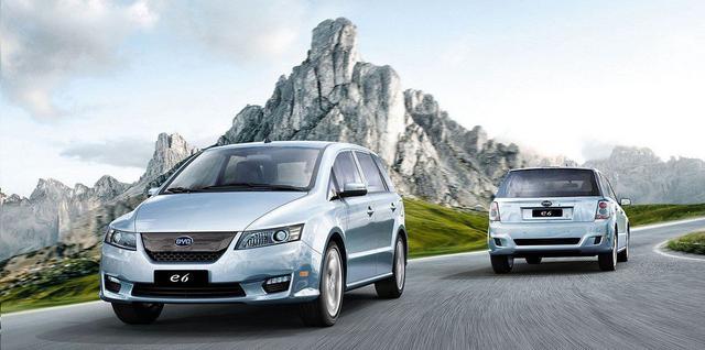 政府补贴减少 比亚迪第一季度电动车销量下滑34%