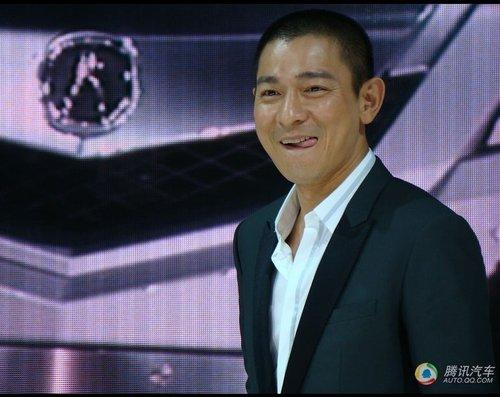 巨星刘德华代言新款TL 增配版售63.2万起