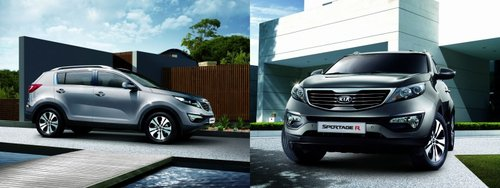 东风悦达起亚全新SUV SL十月即将上市