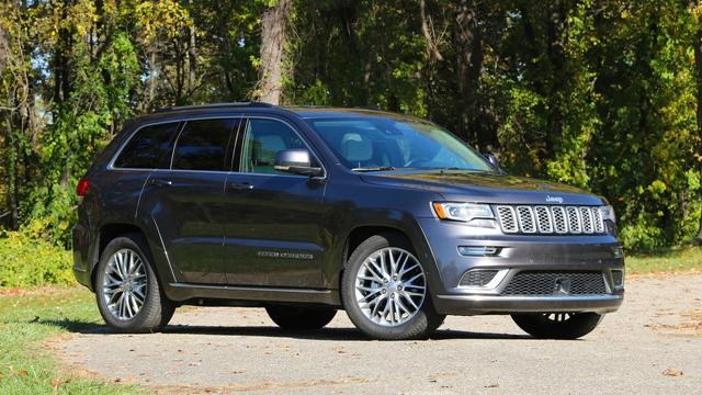 Jeep新大切诺基将共享阿尔法罗密欧SUV平台
