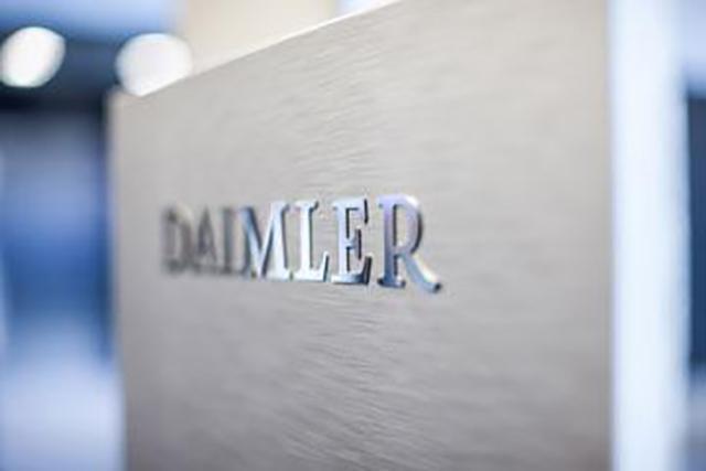 受柴油排放丑闻影响 戴姆勒发布2019盈利预警