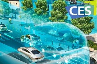 科技第六感:2017 CES前瞻 自动驾驶哪家强?