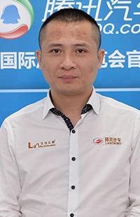 陆风汽车营销公司副总经理潘欣欣