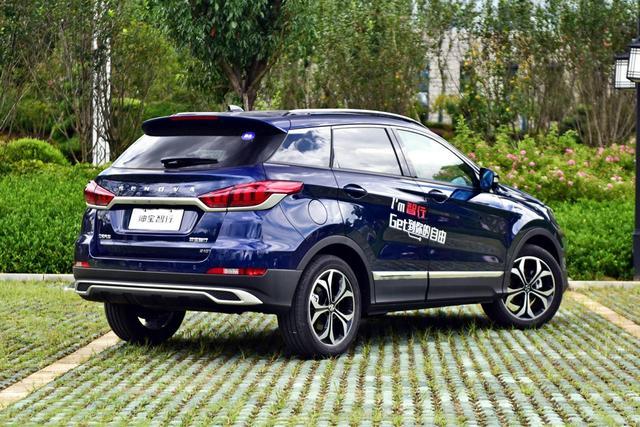 10万级全能手 新晋上市高品质自主SUV