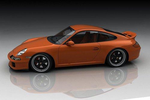 保时捷911推个性化套件 外观更显动感