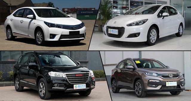 轿车还是SUV? 四款10-15万元家庭购车推荐
