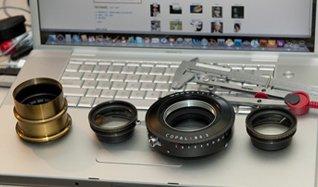 摄影指导自制镜头