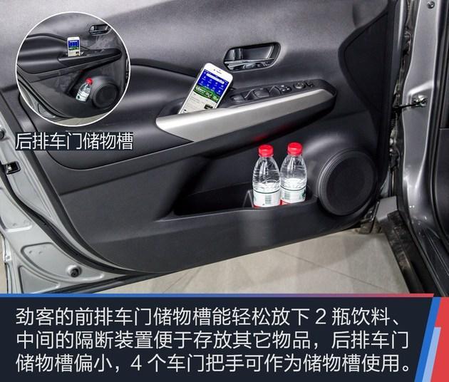 高性价比入门合资SUV 谁拥有最大/最实用车内空间