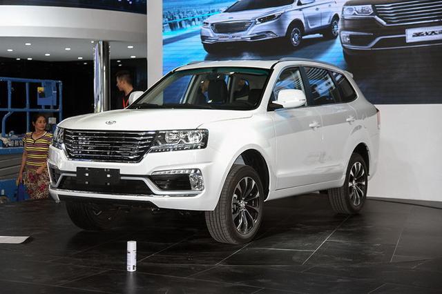 搭载两种动力 圣达菲7将于广州车展上市