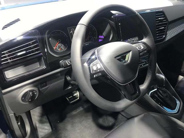最快2020年一季度上市 捷达VS7中型SUV亮相