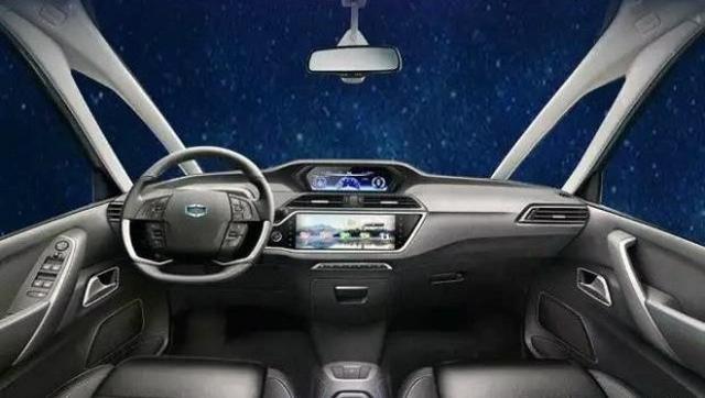 6座纯电动MPV 国金汽车GM3将9月27日亮相