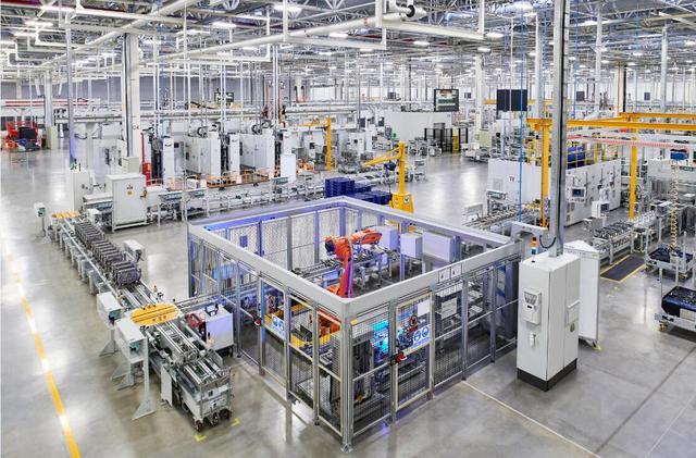 秉承品质智造 奇瑞捷豹路虎全新发动机工厂开业