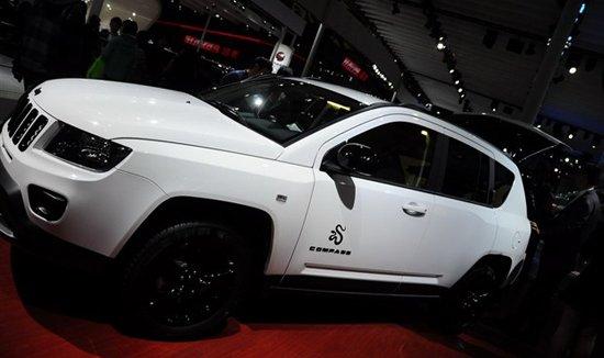 jeep指南者蛇行珍藏版 将于年内正式上市高清图片