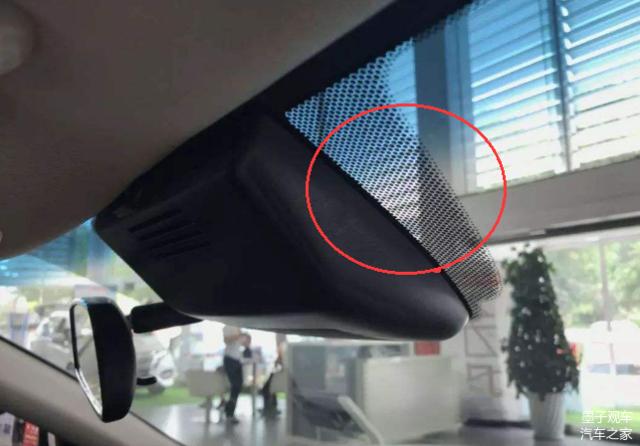 汽车玻璃上的小黑点到底是干嘛用的