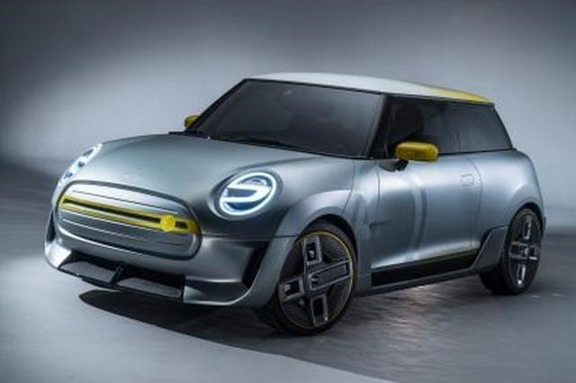 全新平台打造 MINI新款SUV渲染图曝光