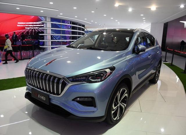 首款纯电动SUV 红旗E-HS3将于年底上市
