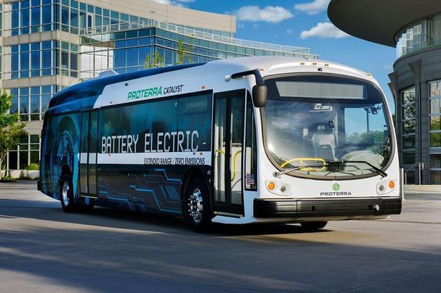 研究称:电动巴士将在2040年占据80%份额