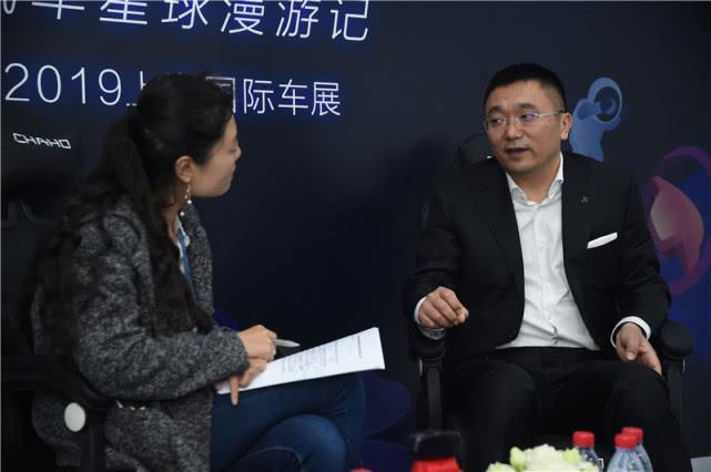 张焱:EQC开启奔驰在华纯电动车型战略