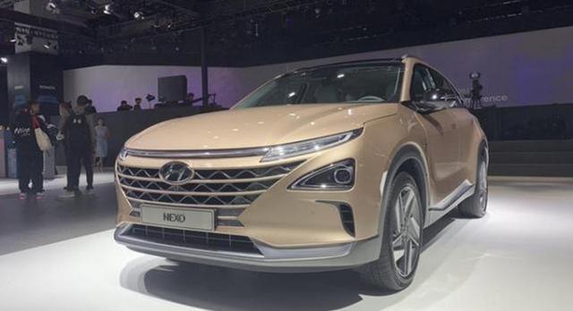 """燃料电池or智能卡车 谁才是上海车展最""""黑""""的科技"""