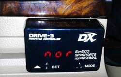 科鲁兹加装电子油门加速器的简单作业