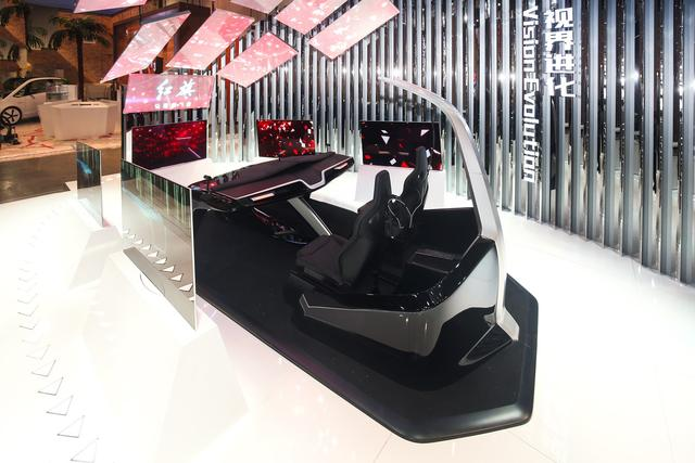 "2019 CES展""黑科技""点评 红旗全新座舱惊艳亮相"