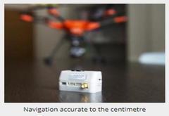 Fixposition实时导航系统精度可达厘米级 尺寸与火柴盒相近