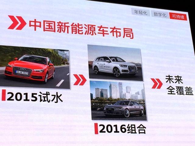 曝奥迪2016年国内新车计划 共推12款新车