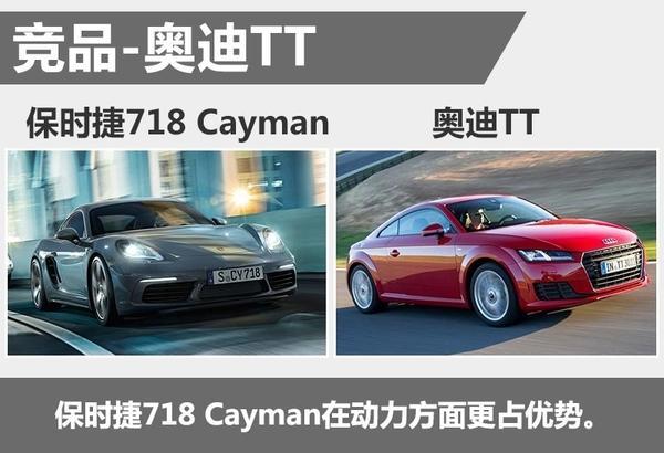 保时捷新入门跑车正式投产 竞争奥迪TT