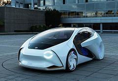 """丰田CES发布""""Concept-爱i"""" AI建立人车伙伴关系"""