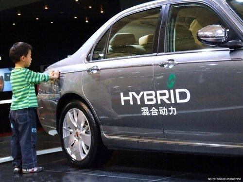 混合动力车的补贴政策很可能将改变其与插电式混合动力和纯电高清图片
