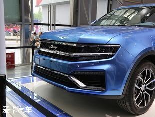 众泰汽车2016款大迈X7